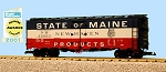 USA Trains Ultimate Series State of Maine 40' Reefer