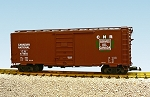 USA Trains Ultimate Series Canadian National  40' Boxcar
