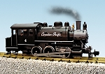Canadian Pacific 0-6-0 Dockside with sound. Ultimate Series - Die-Cast Metal