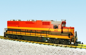 GP38-2 Kansas City Southern