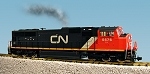 USA Trains Ultimate Series SD70MAC  Canadian National