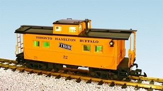 USA Trains Ultimate Series TH&B Centre Cupola Caboose