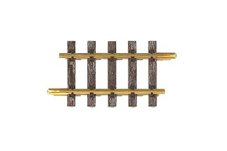 "Piko 35203 Brass Straight Track 140mm  5.5"" 1 piece"