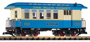 PIKO 38622 Blue Comet Wood Combine Car #300