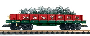 Piko Christmas Tree Express, Low-Side Gondola