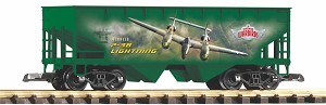 Piko 38910 Vintage Warbirds P-38 Lighting Hopper