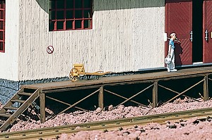 Piko 62287 LOADING DOCK FOR GOODS SHEDS
