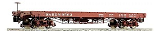 AM2202   Accucraft /AMS Narrow gauge Idler flat car  D&RGW