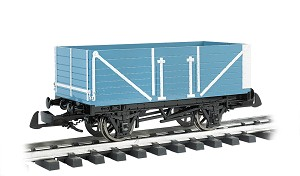 Bachmann  Thomas Open Blue Cargo Car