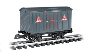 Bachmann Thomas Box Van Explosives
