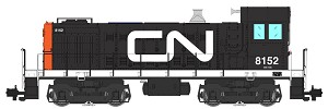 Alco S4 Canadian National switcher    #8152 ..............Coming Fall 2020