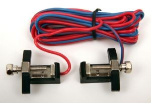 Piko Track Power Clamps Pair with Wires