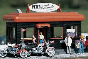Peter's Motorcycle shop