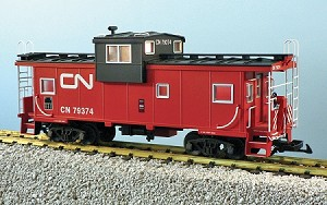 USA Trains Ultimate Series Canadian National Extended Vision Caboose