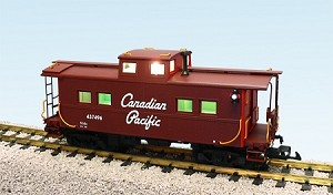 USA Trains Ultimate Series Canadian Pacific Center Cupola Caboose
