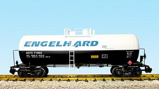 USA Trains Ultimate Series Engelhard 42' Tank car