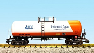 USA Trains Ultimate Series Airco 42' Tank car