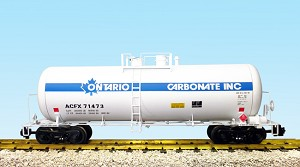 USA Trains Ultimate Series Ontario 42' Tank car
