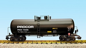 USA Trains Ultimate Series Procor 42' Tank car