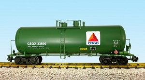 USA Trains Ultimate Series Citco 42' Tank car