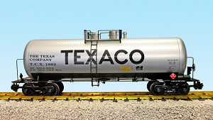 USA Trains Ultimate Series Texaco 42' Tank car