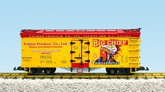 Big Chief Apples