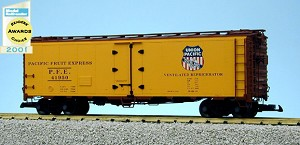 USA Trains Ultimate Series Union Pacific 40' Reefer