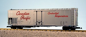 USA Trains Ultimate Series Canadian Pacific 50' Mechanical Reefer
