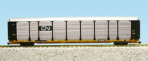 USA Trains Ultimate Series Canadian National Bi Level Auto Rack