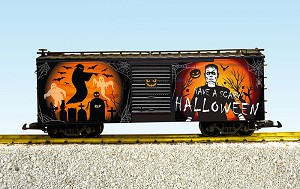 USA Trains Halloween Glow in the Dark Boxcar