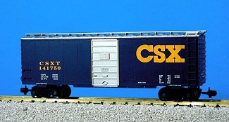 USA Trains Ultimate Series CSX  40' Boxcar