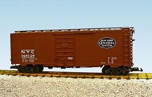 USA Trains Ultimate Series New York Central  40' Boxcar