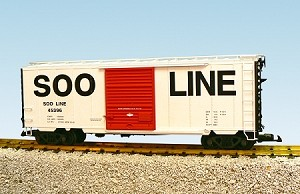 USA Trains Ultimate Series Soo Line  40' Boxcar