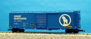 USA Trains Ultimate Series Great Northern 50' Boxcar