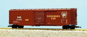 USA Trains Ultimate Series Pennsylvania 50' Boxcar