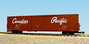 USA Trains Ultimate Series Canadian Pacific 60' Boxcar