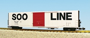 USA Trains Ultimate Series Soo Line 60' Boxcar