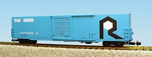 USA Trains Ultimate Series Rock Island 60' Boxcar