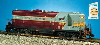 GP9  Canadian Pacific