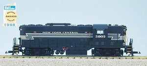 GP9  New York Central