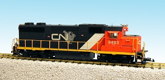 GP38-2  Canadian National