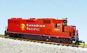 GP38-2 Canadian Pacific
