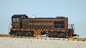 Alco S4 Southern Pacific switcher