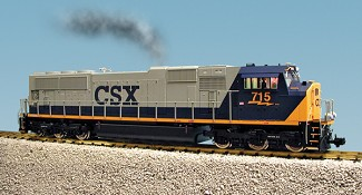 USA Trains Ultimate Series SD70MAC  CSX