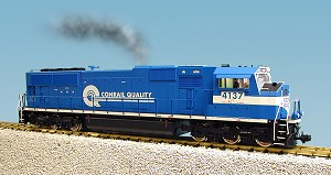 USA Trains Ultimate Series SD70MAC  Conrail