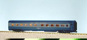 USA Trains Ultimate Series New York Central 1/29 scale Aluminum Sleeper