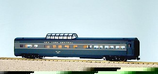 USA Trains Ultimate Series New York Central 1/29 scale Aluminum Vista Dome #2