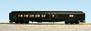 USA Trains Ultimate Series NYC 20th Century Limited Heavyweight Baggage Car