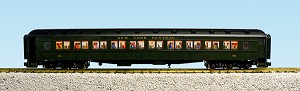 USA Trains Ultimate Series NYC 20th Century Limited Heavyweight Coach 3 #858 Car