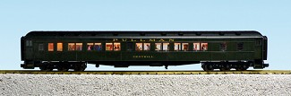 "USA Trains Ultimate Series NYC 20th Century Limited Heavyweight Sleeper #2 Car ""Centhill"""